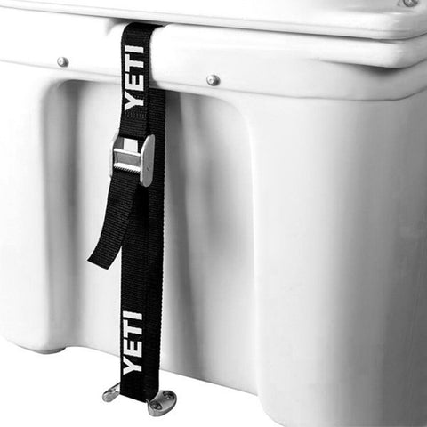 YETI Cooler Tie-Down Kit TD in use