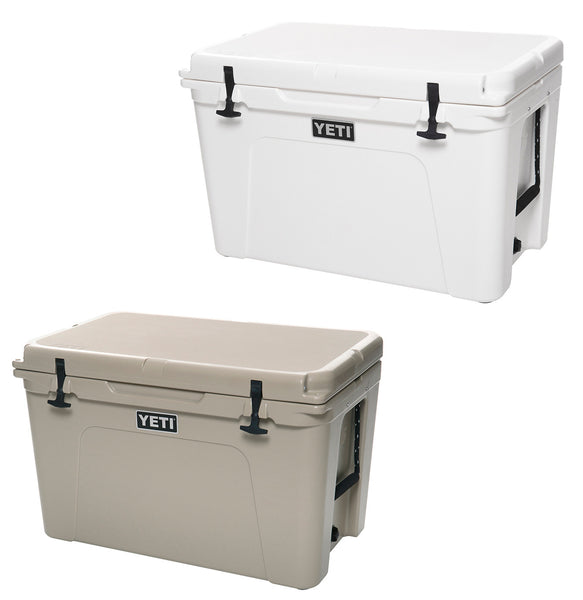 YETI Tundra 105 Cooler - YT105W White or YT105T Tan