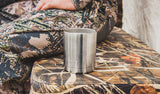 YETI Rambler 10 oz Lowball Stainless Steel - All Colors