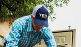 YETI Traditional Trucker Hat - Navy