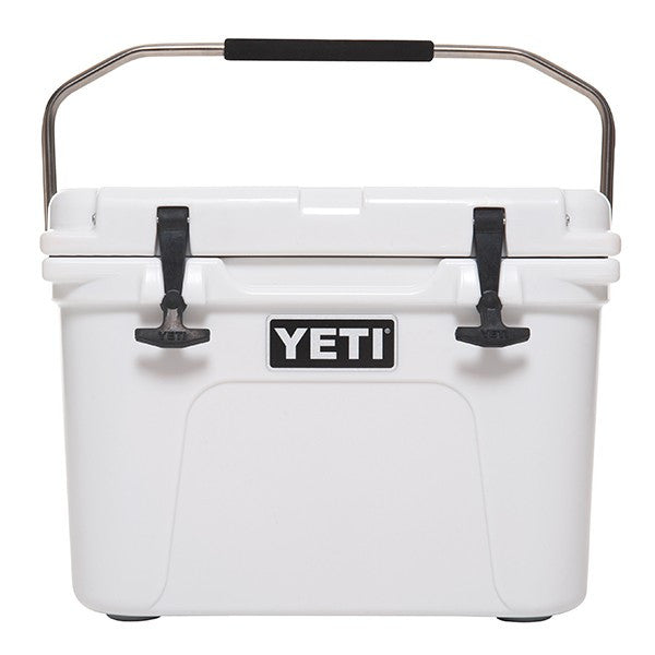 YETI Roadie 20 Cooler - White, Tan and Blue