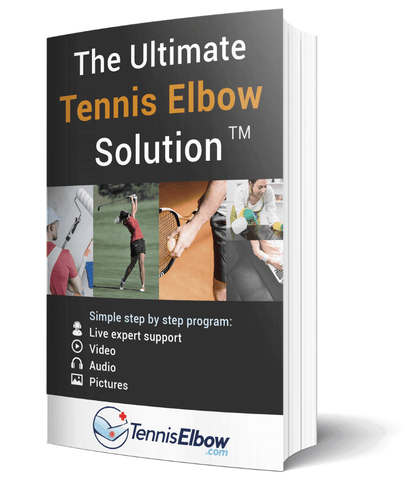 Ultimate Tennis Elbow Solution Program