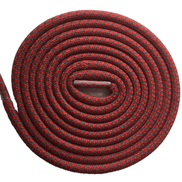 Crephut Rope Laces ( Red / Reflective 3M )