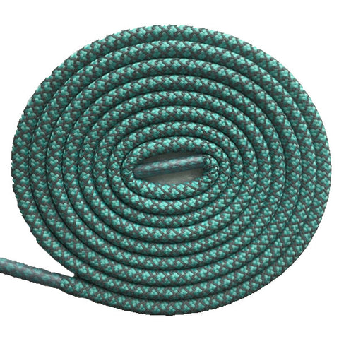Crephut Rope Laces ( Mint  / Reflective 3M )
