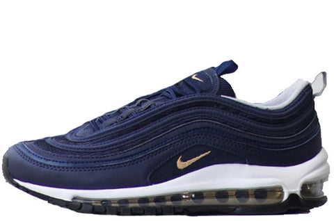 c3cfe02154 Advanced Design Nike Air Max 97 Playstation Navy Blue Red White Mens  Running Shoes Trainers Nike Air Max 97 Midnight NavyMetallic Gold ...