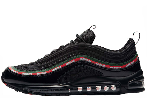 Nike Air Max 97 x Undefeated 'BlackGorge Green'