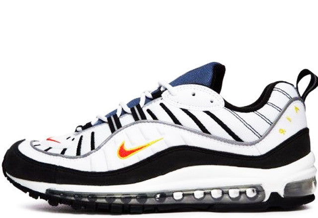 af60ac40800 Air Max 98 OG  Team Orange  – Crephut
