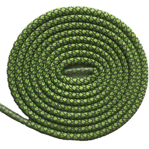 Crephut Rope Laces ( Bright Green / Reflective 3M )