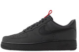 Nike Air Force 1 '07 Black Anthracite 'Red Tab'