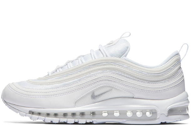 c9909dd011 Nike Air Max 97 GS White/Wolf Grey – Crephut