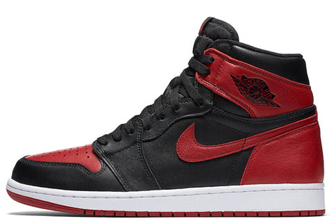 Air Jordan 1 Retro ' Banned ' 2016