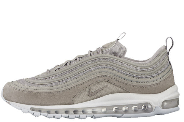 low priced ce4a1 3f9fc Nike Air Max 97 Cobblestone/White