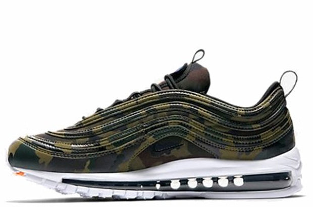 détaillant en ligne 3fcea daa9f Nike Air Max 97 Country Camo 'France'