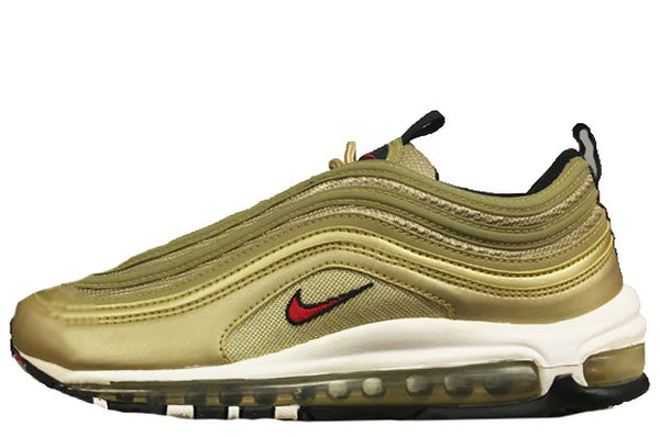uk availability 5c506 2d1d2 Nike Air Max 97 OG 'Metallic Gold' 2007