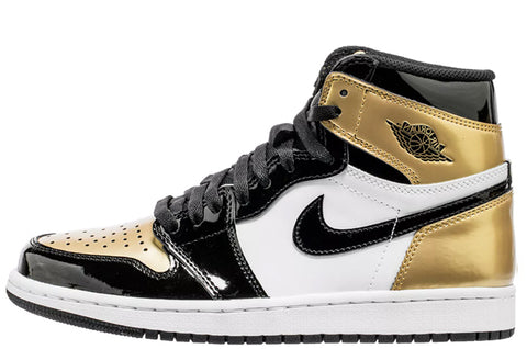 Air Jordan 1 Retro NRG 'Gold Toe'