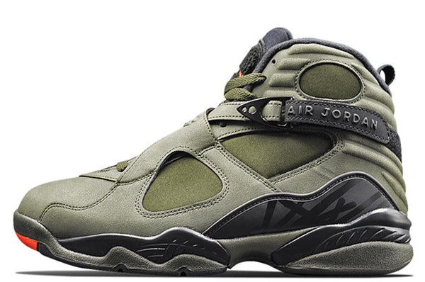 Air Jordan Retro 8 ' Take Flight ' Sequoia