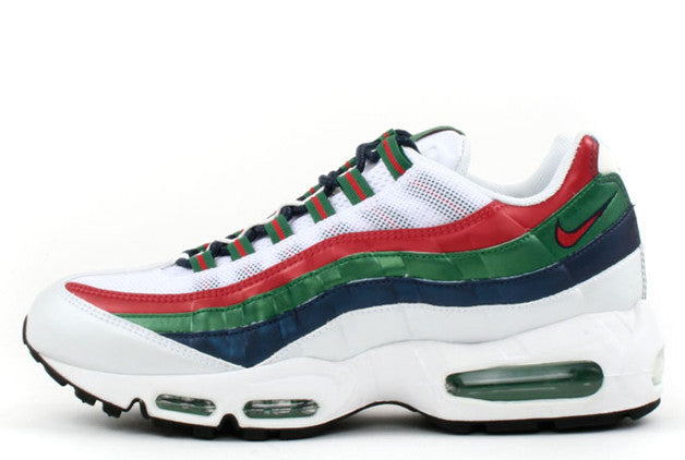 f3b2b6d05 Nike Air Max 95  Mexico World Cup  – Crephut
