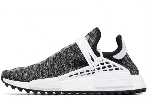 f146f7f5fd4ca Adidas Human Race NMD Trail x Pharrell Williams  Oreo  – Crephut