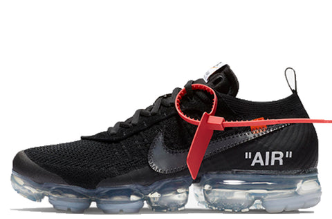 Nike Air Vapormax x Off White 'Black'