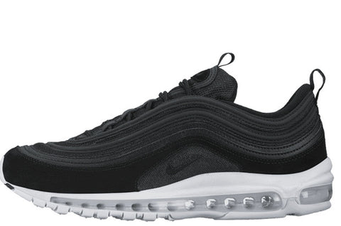 Nike Air Max 97 PRM Black/White Suede
