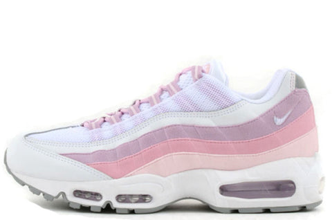 Nike Air Max 95 WMNS White-Real Pink 2005