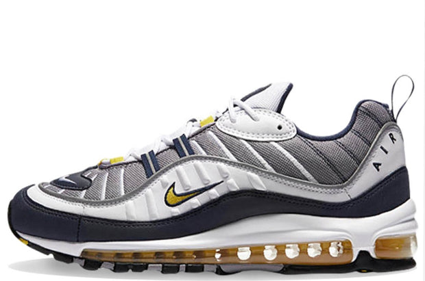 6262a1eb970 Nike Air Max 98  Tour Yellow  – Crephut