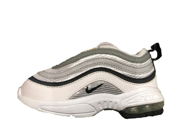 Nike Air Max 97 Toddler 'White-Black'