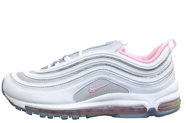 check out f68bf 460b7 Nike Air Max 97 WMNS White-Real Pink 2005