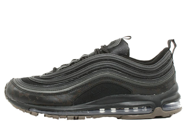 the latest 6415c bb33e Nike Air Max 97 Powerwall Black Olive – Crephut