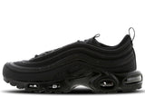 Nike Air Max TN Plus x 97 Triple Black