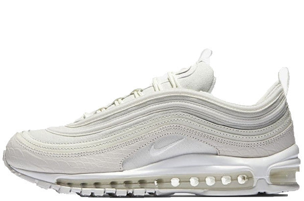 pretty nice 44055 ba96e Nike Air Max 97 PRM  Snakeskin  Summit White