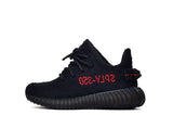 Yeezy Boost 350 V2 Toddler Core Black/Red