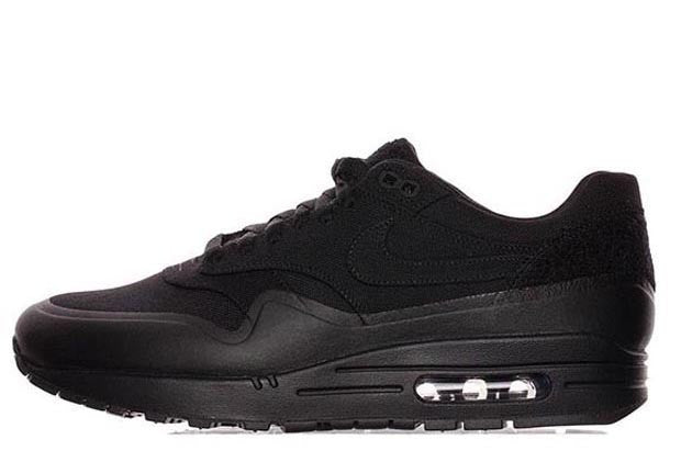 check out new list details for Nike Air Max 1 V SP Patch - Black
