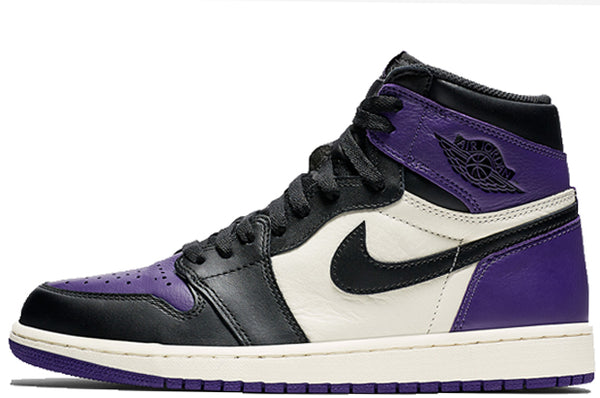 Air Jordan 1 Retro 'Court Purple'