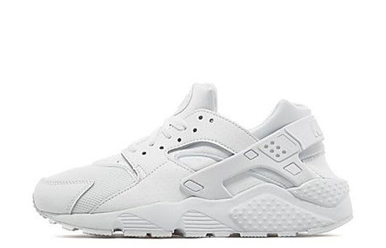 Nike Air Huarache Triple White Juniors GS