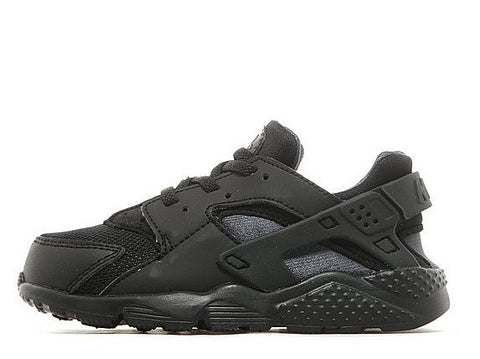 Nike Air Huarache  Triple Black Td