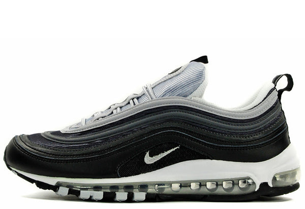 Nike Air Max 97 Black/Metallic Silver - Shadow Grey