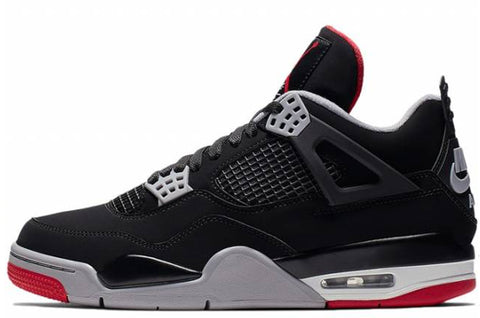 Air Jordan Retro 4 'Bred' 2019
