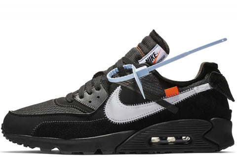 "Nike Air Max 90 x Off White ""Black"""