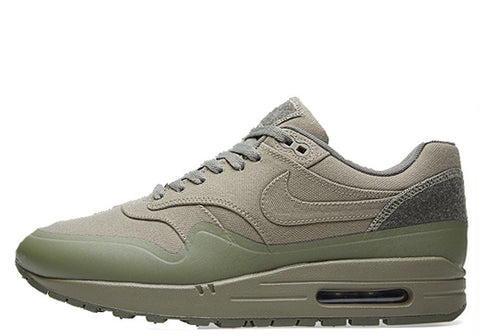 Nike Air Max 1 SP Patch Steel Green