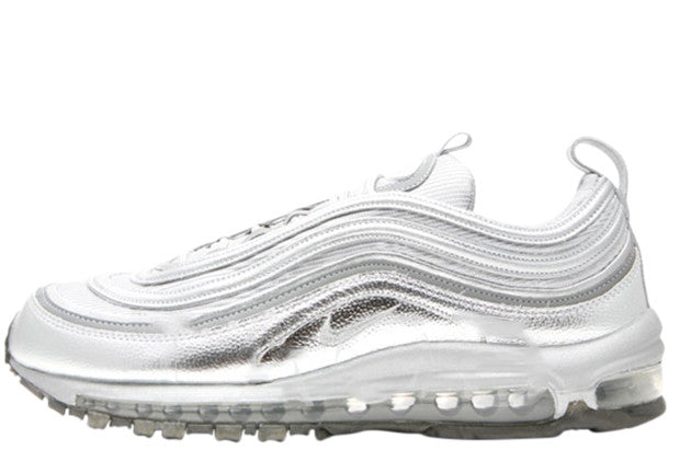 Nike Air Max 97 'Supreme' 10th Anniversary Metallic Silver