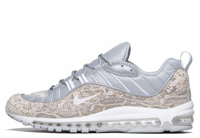 new product 4566d 922d4 Nike Air Max 98 x Supreme Snakeskin