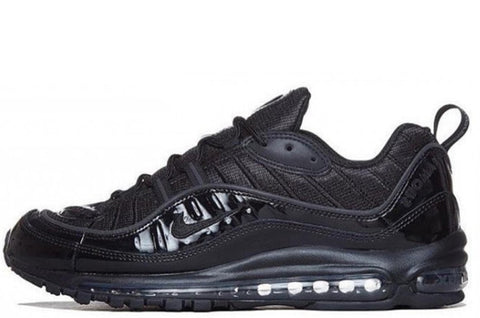 Nike Air Max 98 x Supreme 'Black'