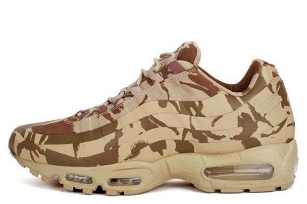 huge selection of 8ce6c 8322c Nike Air Max 95 UK Country Camo
