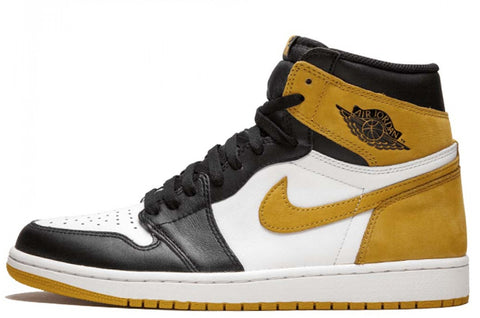 Air Jordan 1 Retro Yellow Ochre