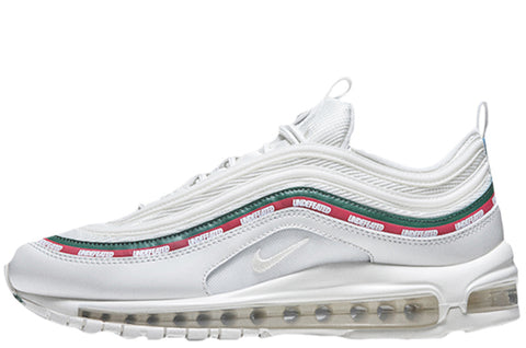 Nike Air Max 97 x Undefeated 'Sail/Gorge-Green'