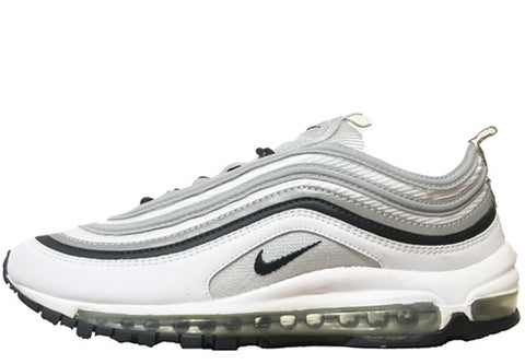 all white air max 97