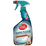 <b>Simple Solution</b><br>Hard floors Stain&Odor Remover <br>946 ml / 32 oz