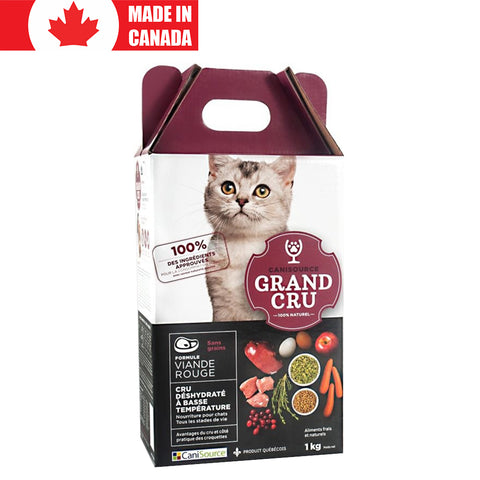 <b>Grand Cru</b><br>Grain Free Red Meat Formula<br>1kg - 3kg