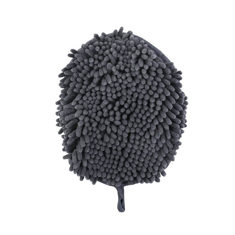 Drying Mitt Charcoal